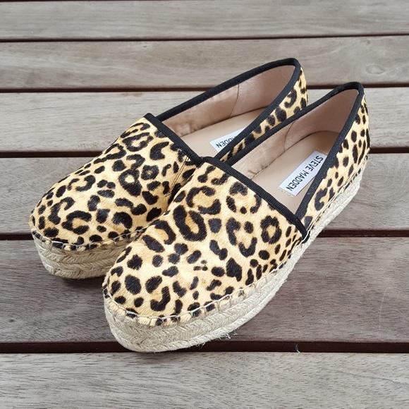 881e9acf4d9 Steve Madden Alexia Leopard NWT